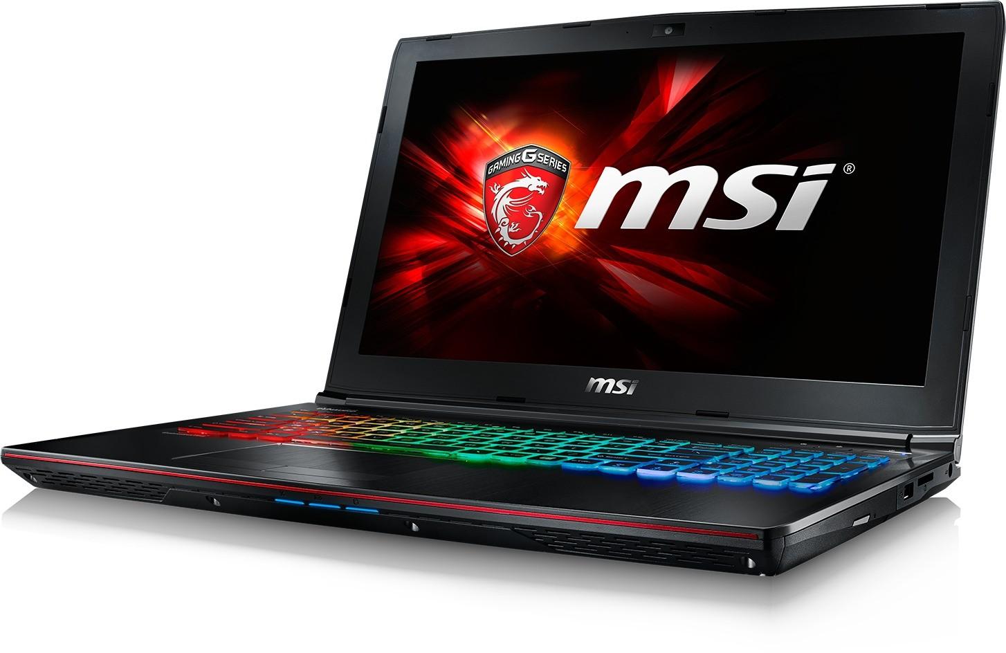 Ноутбук MSI GE62 6QF Apache Pro
