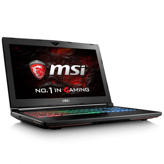 Ноутбук MSI GT62VR 6RE Dominator Pro