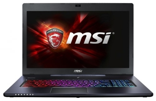 Ноутбук MSI GS70 6QD Stealth