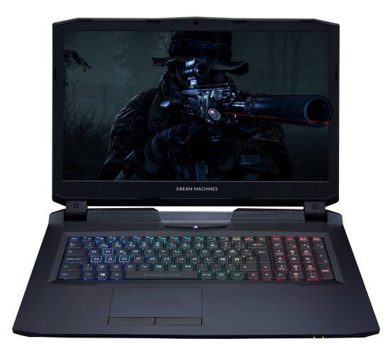 Ноутбук Dream Machines X1060-17