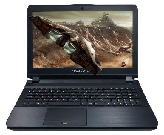 Ноутбук Dream Machines G1070-15