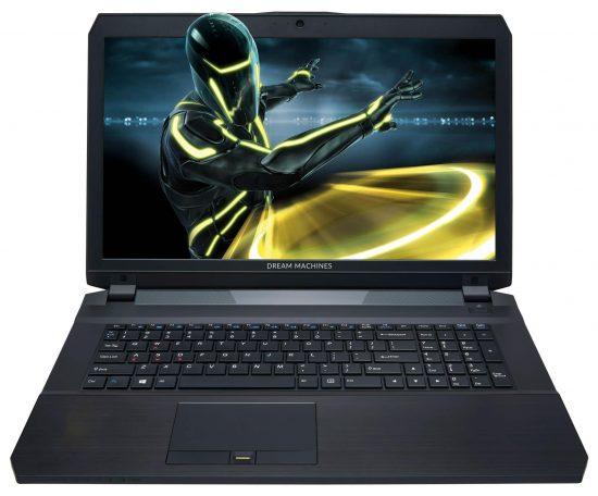 Ноутбук Dream Machines G1070-17