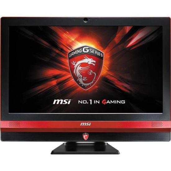 Моноблок MSI All In One Gaming 24 6QE 4K
