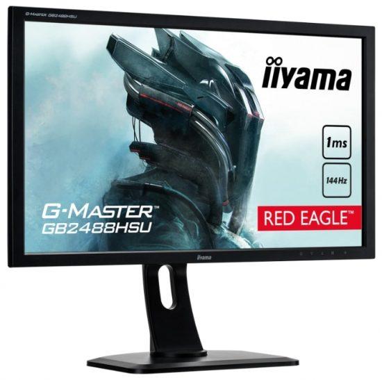Монитор Iiyama G-Master GB2488HSU-B2
