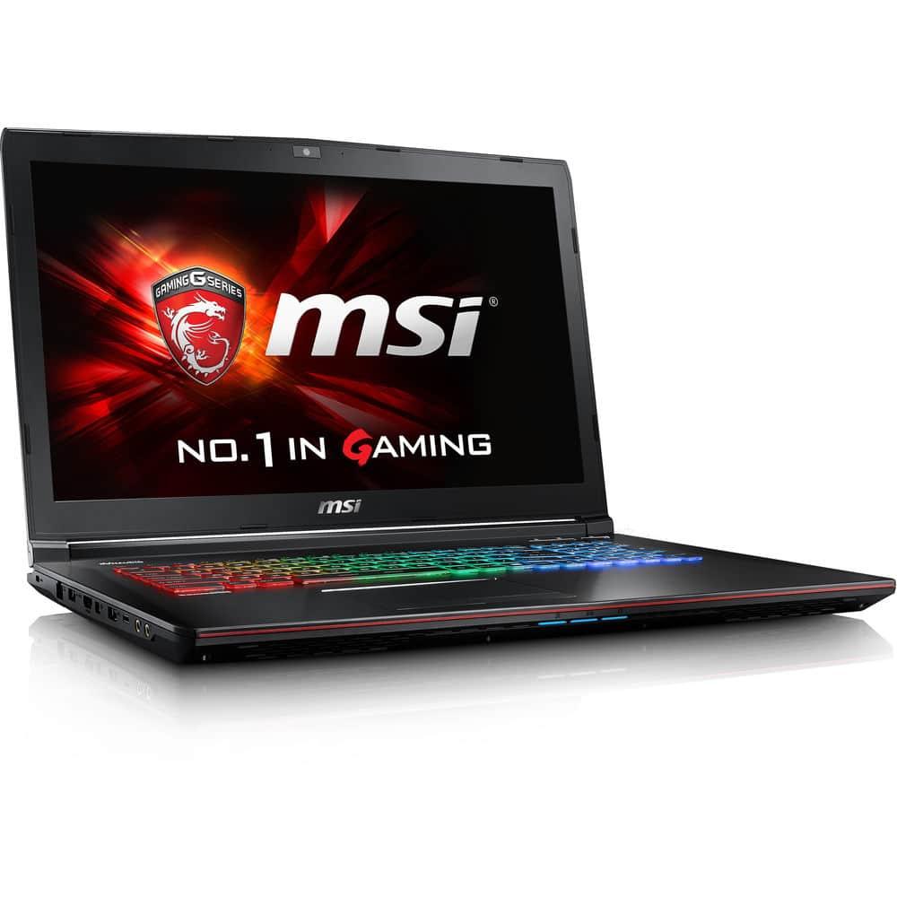 Ноутбук MSI GE72VR 6RF Apache Pro
