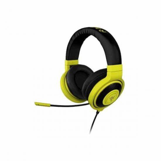 Наушники Razer Kraken Neon Pro Yellow