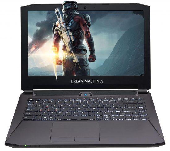 Ноутбук Dream Machines G1050-14