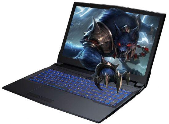 Ноутбук Dream Machines G1050-15