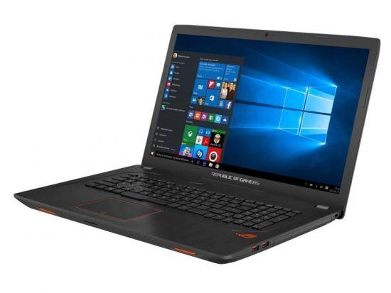 Ноутбук ASUS ROG STRIX GL753VE