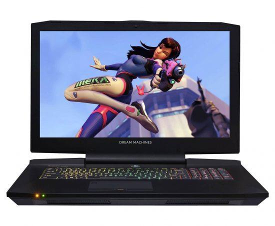 Ноутбук Dream Machines SLI1080-17
