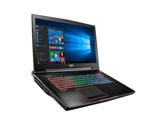 Ноутбук MSI GT73VR 7RE Titan SLI 4K
