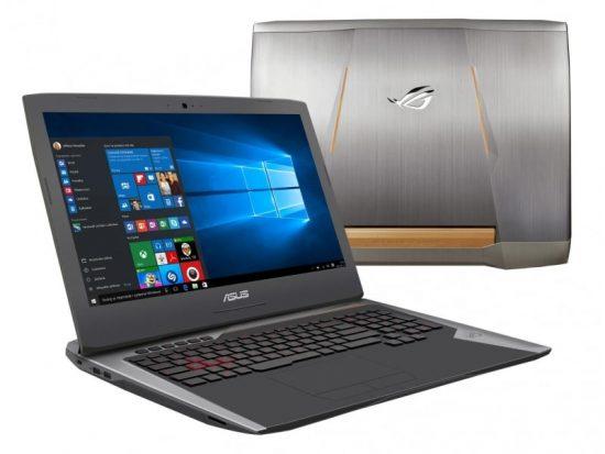 Игровой ноутбук ASUS ROG G752VSK