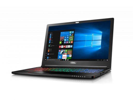 Ноутбук MSI GS63 7RE Stealth Pro