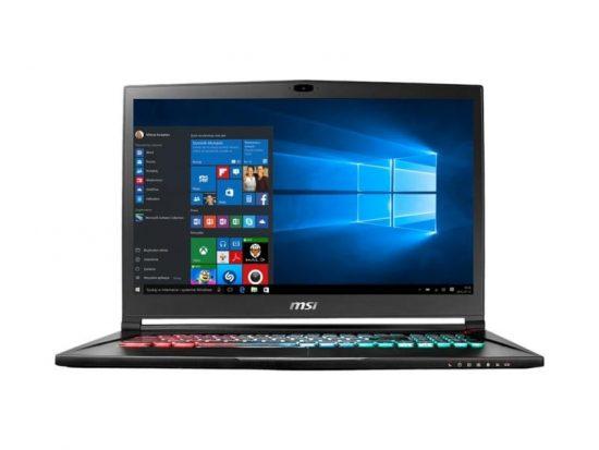 Ноутбук MSI GS73 7RE Stealth Pro