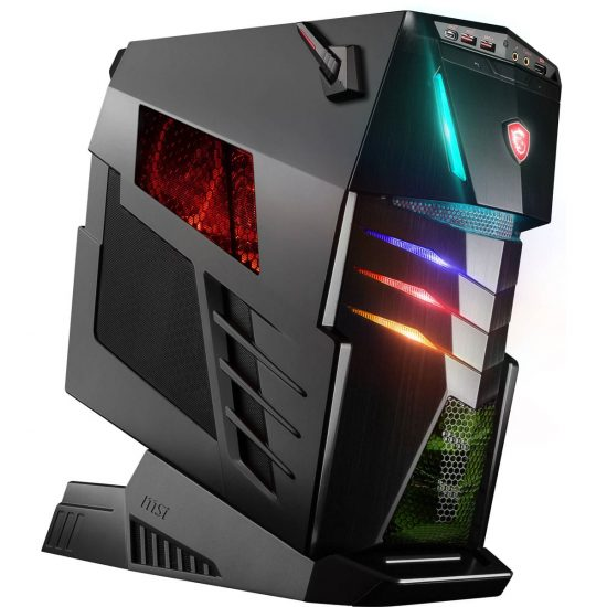 Игровой компьютер MSI Aegis Ti 3 VR7RE SLI