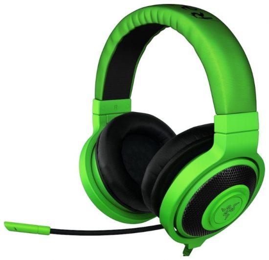 Наушники Razer Kraken Pro Green