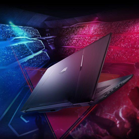 Ноутбук ASUS ROG Strix GL702VI