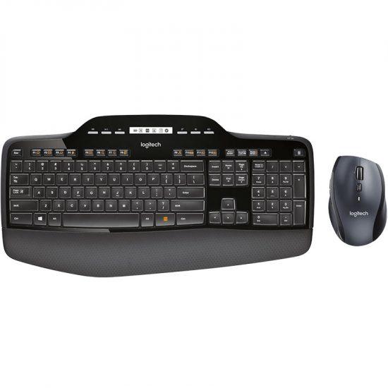 Комплект беспроводной Logitech MK710 Black