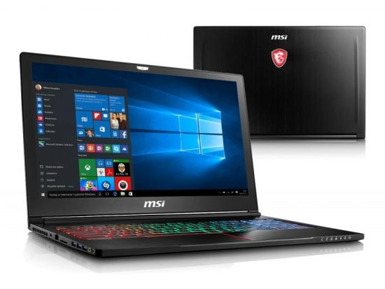 Ноутбук MSI GS63VR 7RG Stealth Pro