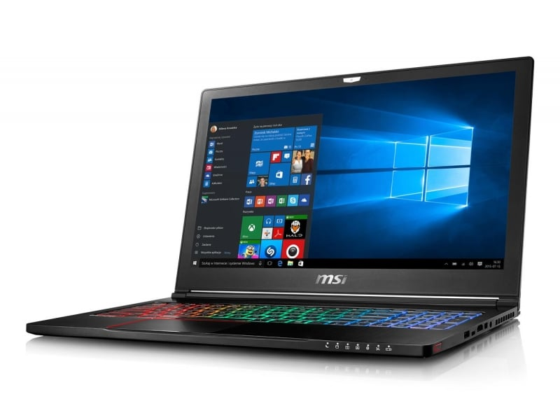 Ноутбук MSI GE73VR 7RF-228RU 9S7-17C112-228 (Intel Core i7-7700HQ 2.8 GHz/16384Mb/1000Gb + 256Gb SSD/No ODD/nVidia GeForce GTX 1070 8192Mb/Wi-Fi/Bluetooth/Cam/17.3/1920x1080/Windows 10 64-bit)