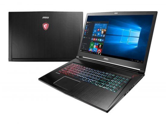 Ноутбук MSI GS73VR 7RG Stealth Pro