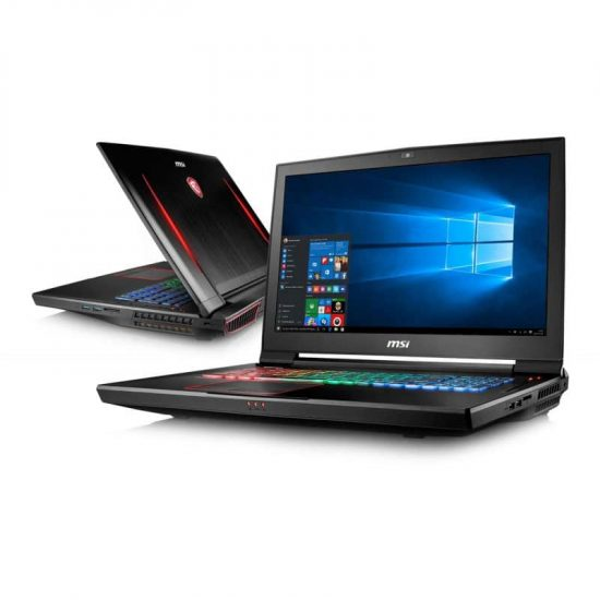 Ноутбук MSI GT73EVR 7RE Titan