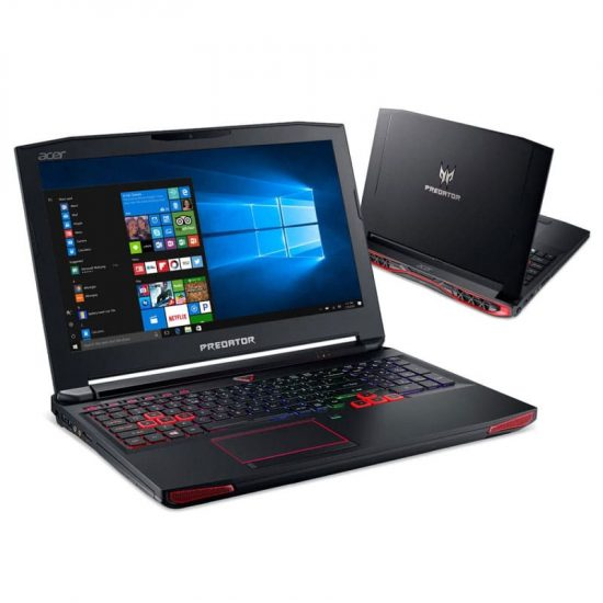 Acer Predator G9-593