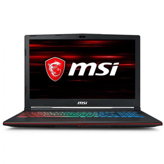 MSI GP63 8RE Leopard