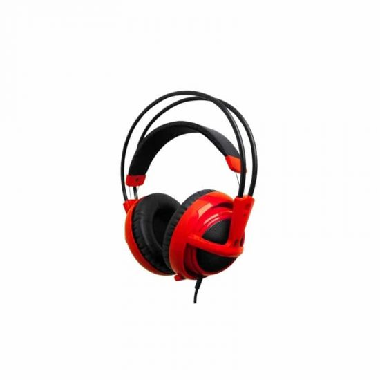 SteelSeries Siberia v2 Red MSI Edition