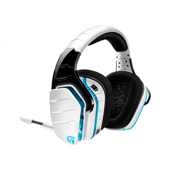 Logitech G933 Artemis Spectrum Wireless White