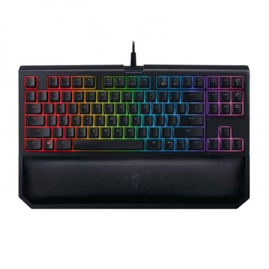 Razer Blackwidow Tournament Ed. Chroma V2 Green Switch