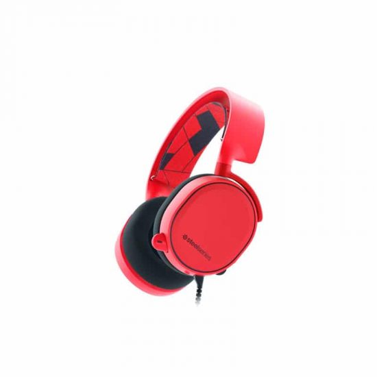 SteelSeries Arctis 3 Solar Red
