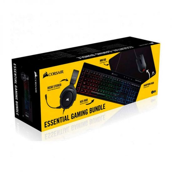 Corsair Essential Gaming Bundle