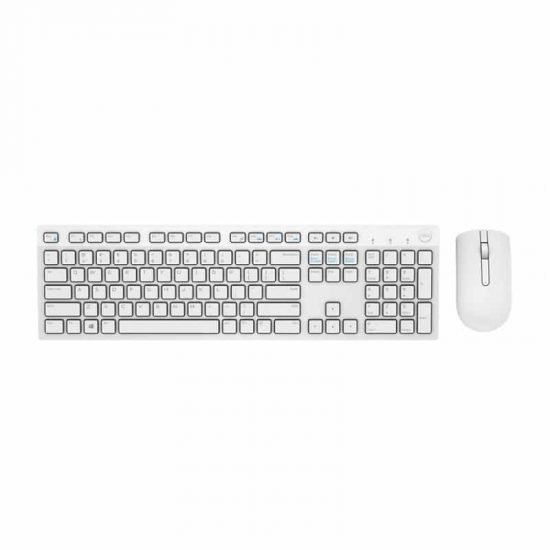 Dell KM636 White