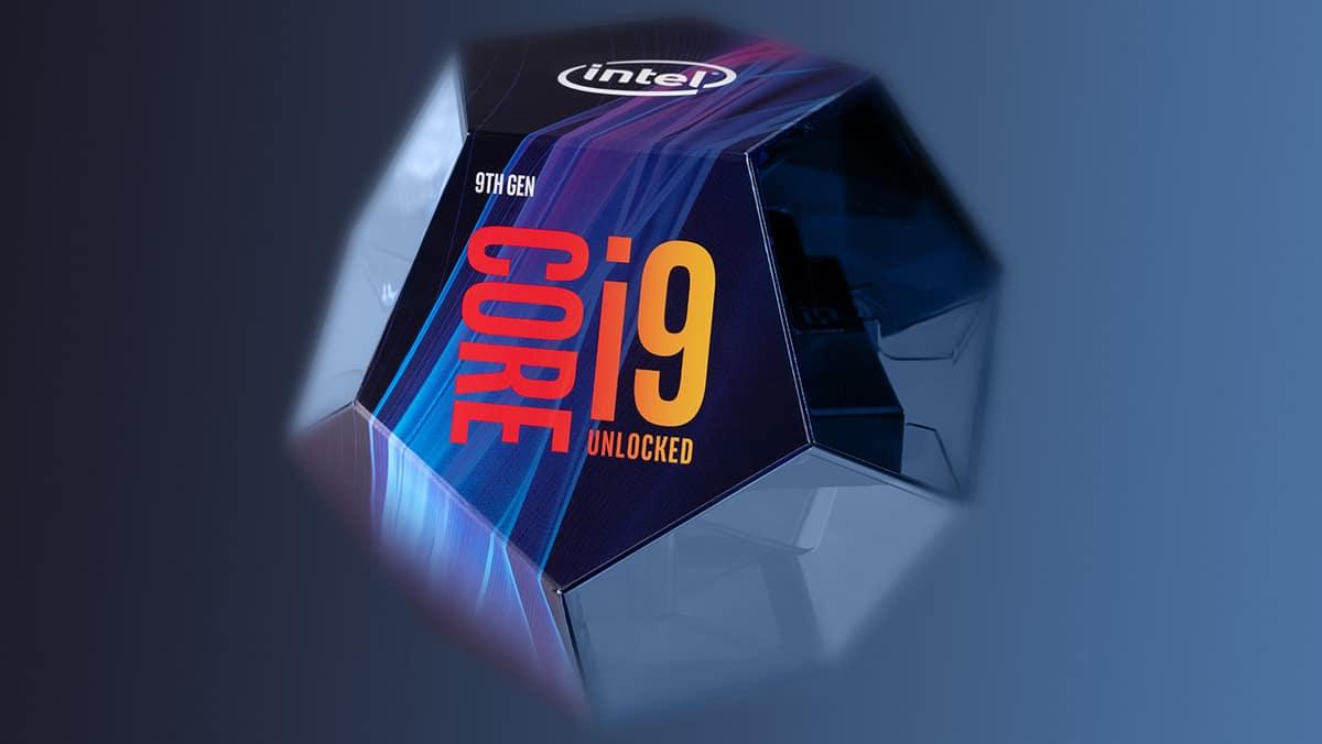 Процессоры Intel Core 9-го поколения