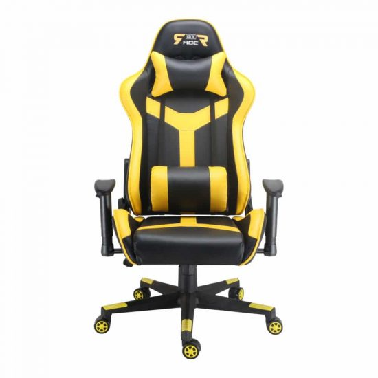 GT RACER X-2527 BLACKYELLOW