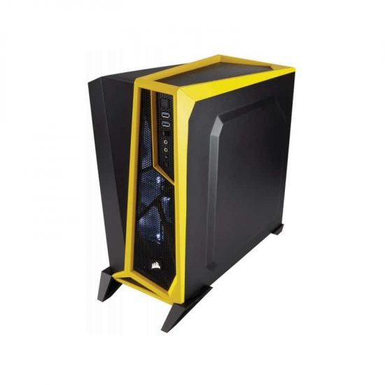 Corsair Carbide Series SPEC-ALPHA Black Yellow