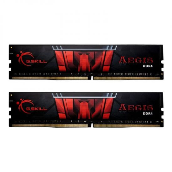 G.SKILL 16GB 2400MHz Aegis CL17 (2x8GB)