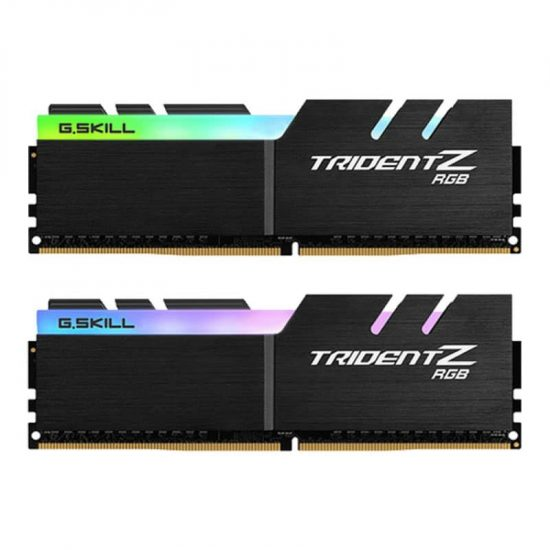 G.SKILL 16GB 3000MHz Trident Z RGB LED CL16 (2x8GB)