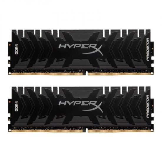 HyperX 16GB 2666MHz Predator CL13 (2x8GB)
