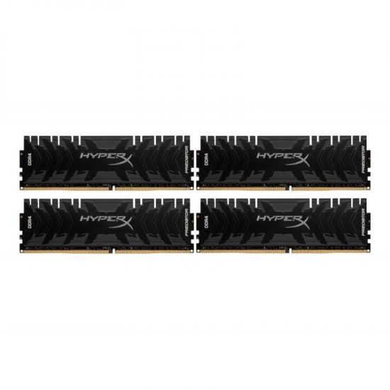HyperX 16GB 3000MHz Predator Black CL15 (4x4GB)