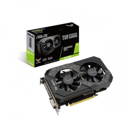 ASUS GeForce GTX 1660 SUPER TUF Gaming OC 6GB GDDR6