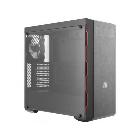 Cooler Master MasterBox MB600L Black-Red