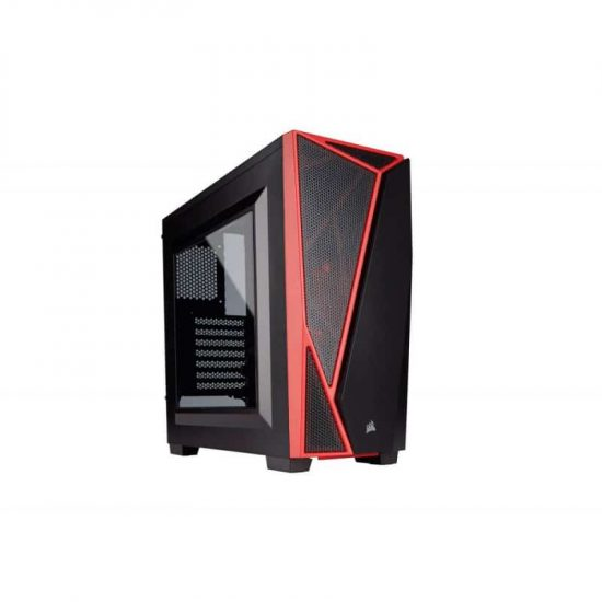 Corsair Carbide Series SPEC-04 Black Red