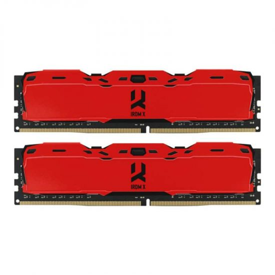 GOODRAM 16GB 3000MHz IRDM X Red CL16 (2x8GB)