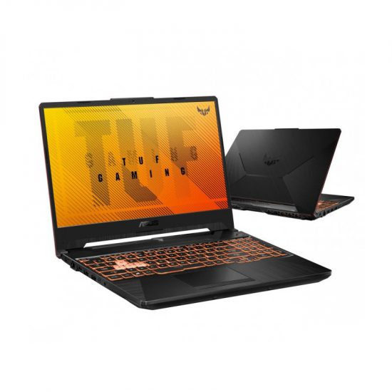 ASUS TUF Gaming A15 FA506IU Bonfire Black