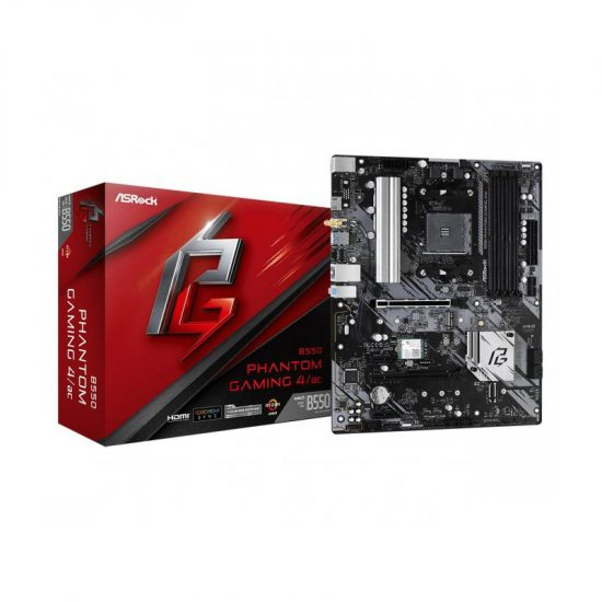 ASRock B550 Phantom Gaming 4ac